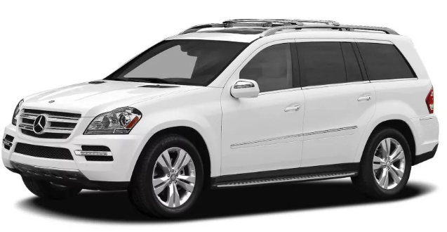 Mercedes Benz GL класс (X164, X166)
